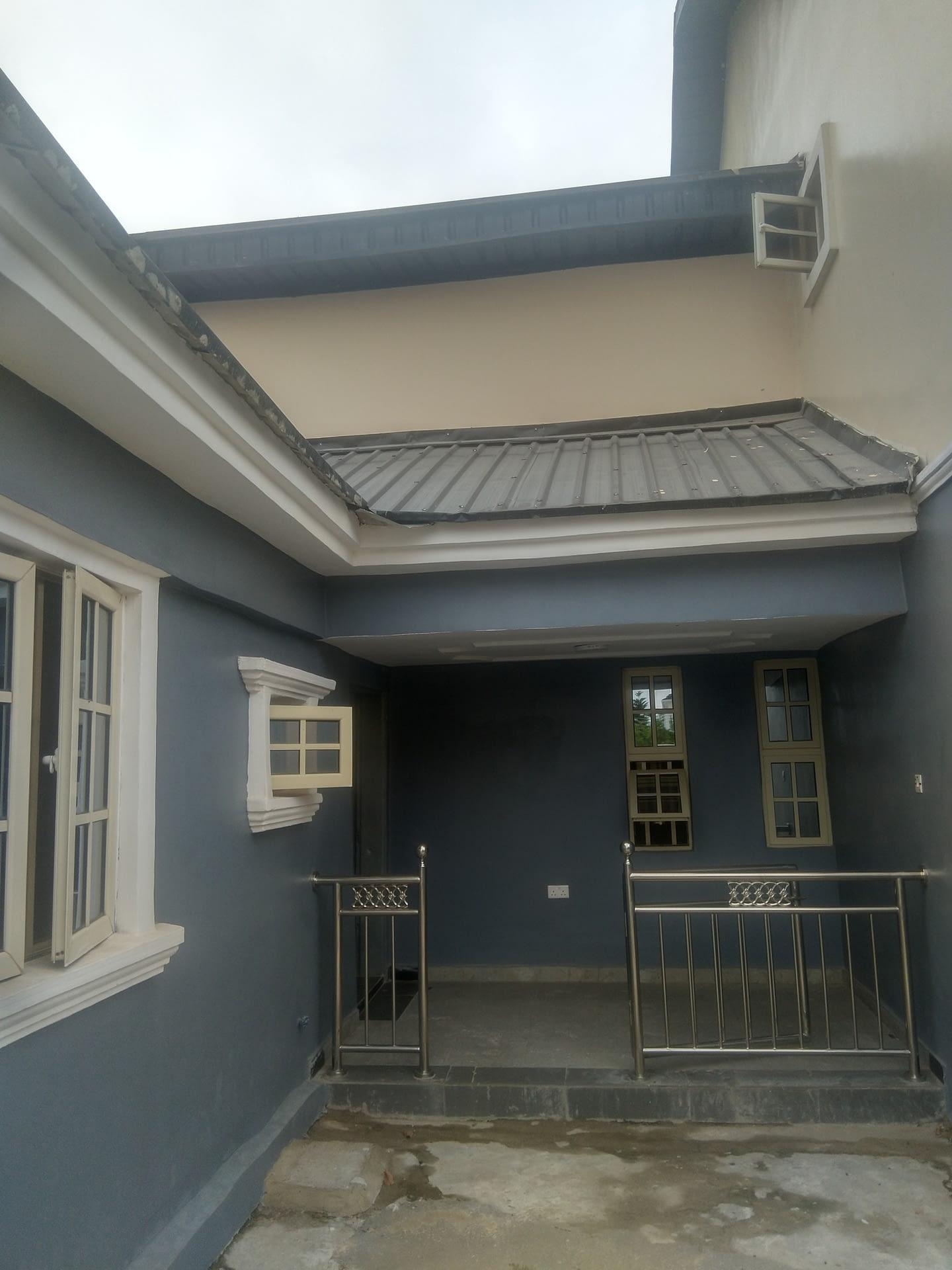 4 Bedroom Semi-detached Duplex At Wuse Zone 1